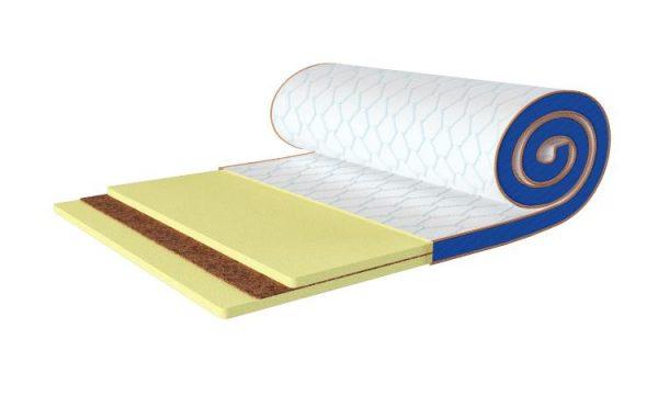 Ортопедический матрас Sleep&Fly Mini Flex Kokos