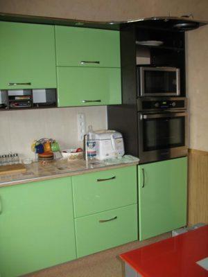 Кухонный гарнитур Вика OSB