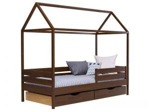 Деревяная кровать Амми