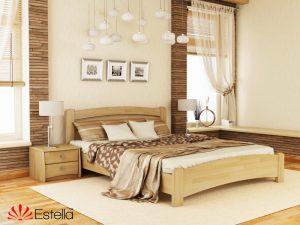 Деревяная кровать Венеция Люкс
