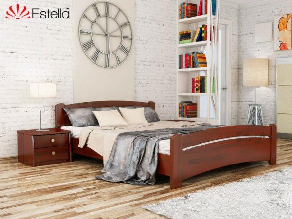 Деревяная кровать Венеция