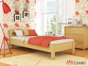 Деревяная кровать Рената Люкс